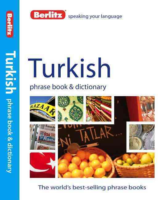 Turkish Phrase Book & Dictionary By Berlitz International, Inc. (COR)